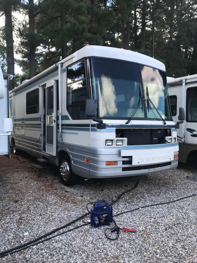 Front RV